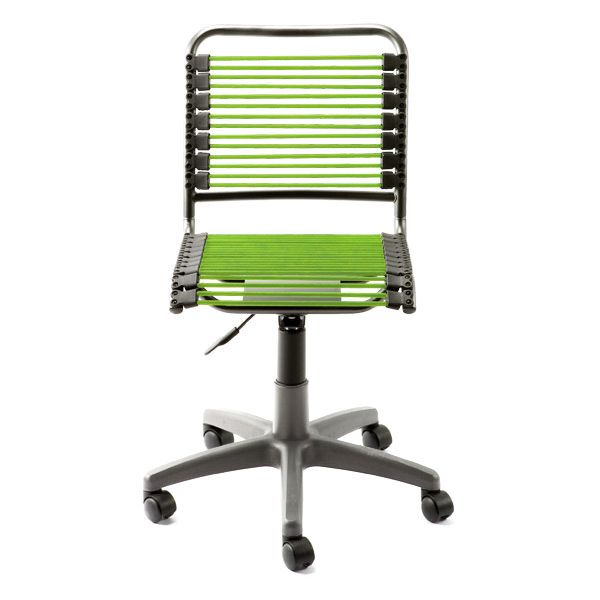 Bungee Office Chairs Chair Covers For Hire Auckland Green Container Store Home Desk