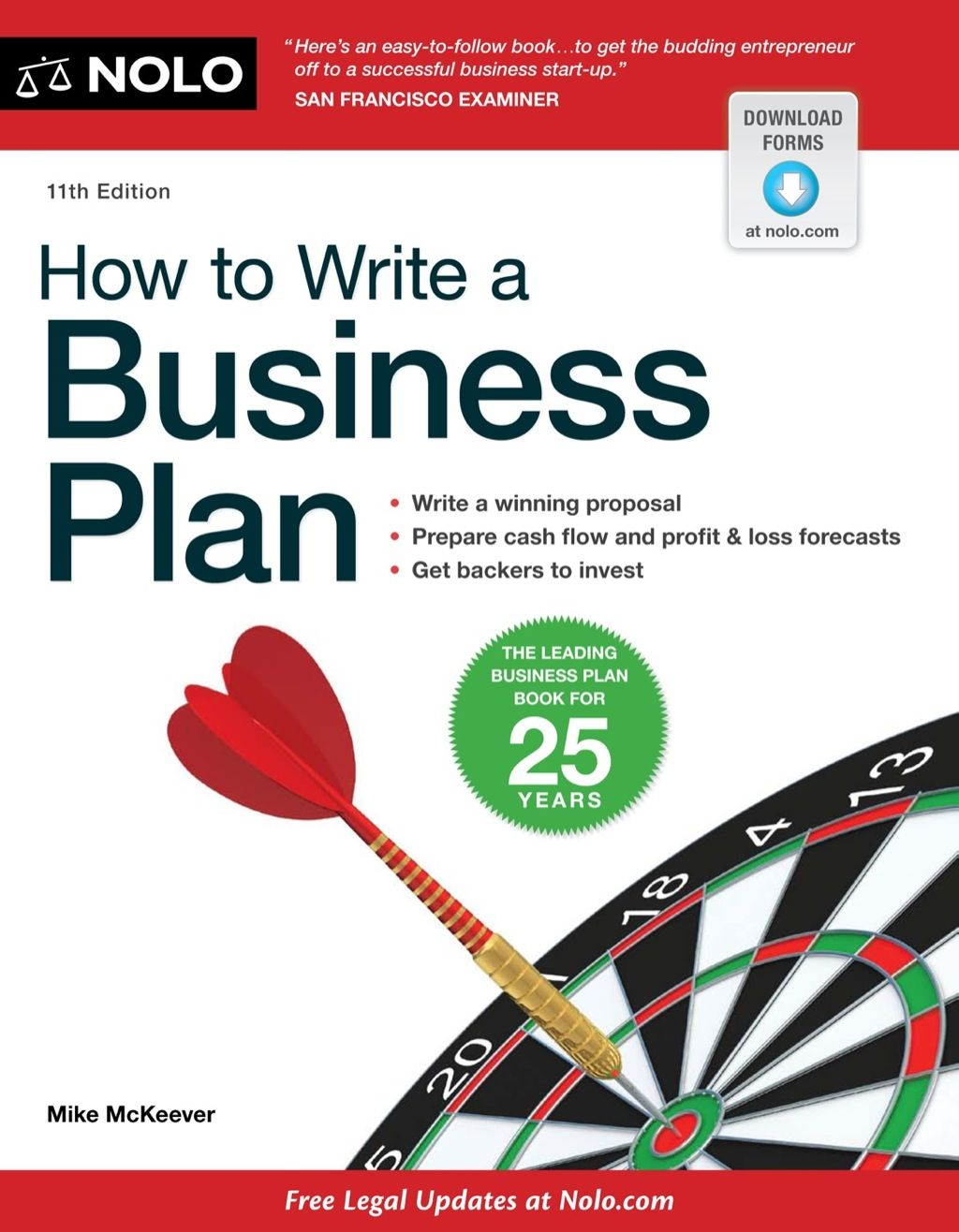 How to Write a Business Plan (eBook) Writing a business
