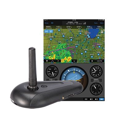 Garmin GDL 39 3D for Garmin GPSs (without battery)   The iPad Pilot