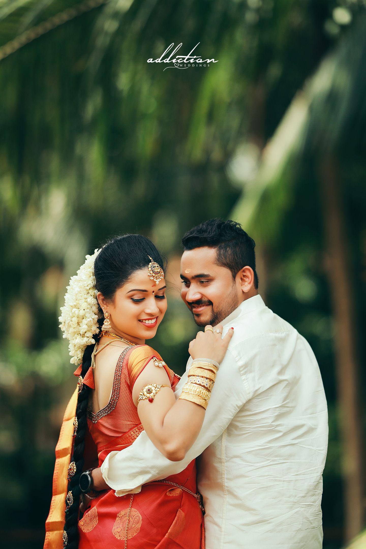 Kerala Wedding Photography Cute Couple Weddingphotograp Indian
