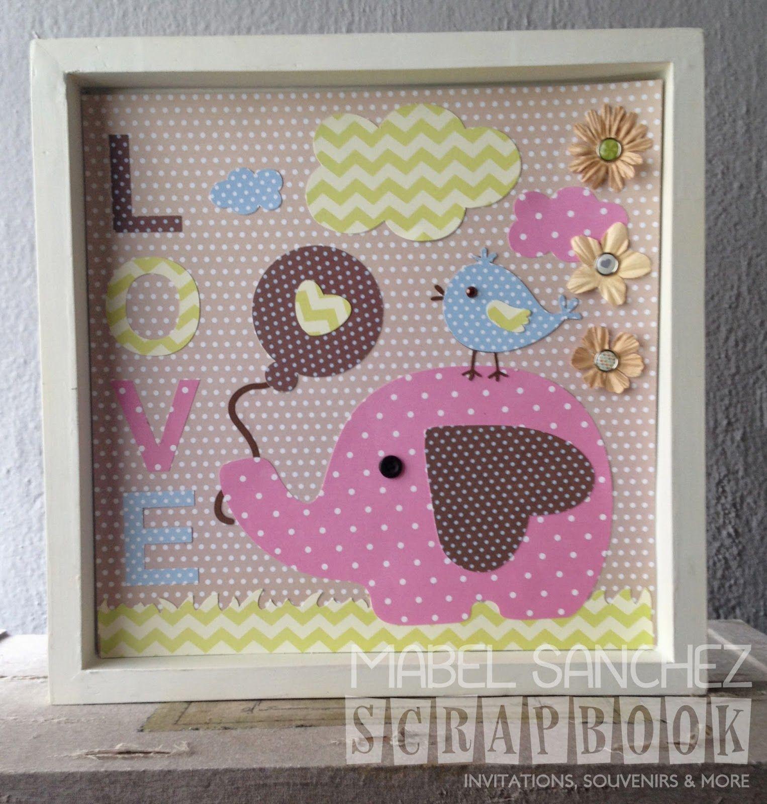 Cuadro para bebe decoraci n de cuartos pinterest bebe - Cuadro habitacion bebe ...