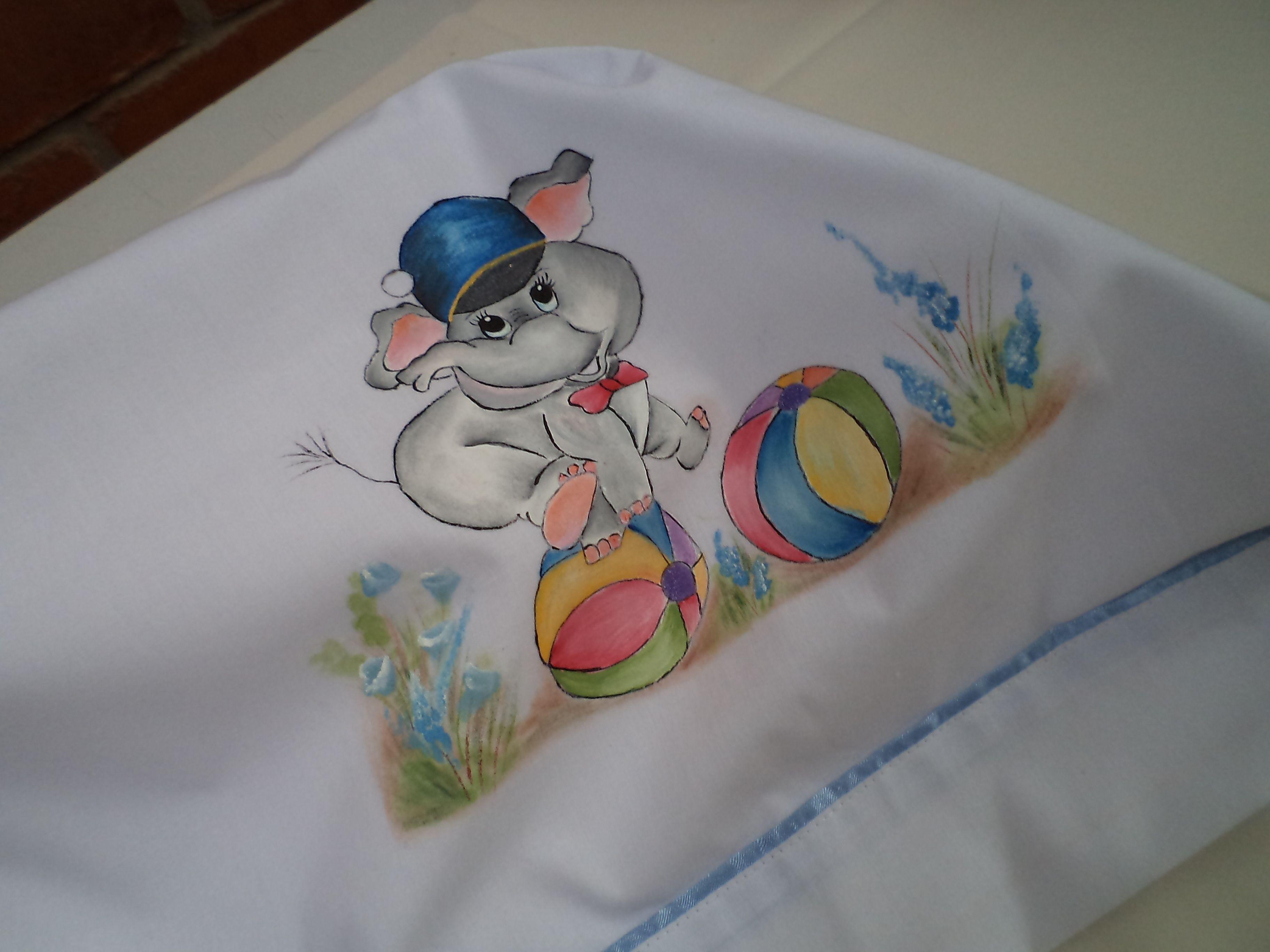 S banitas para beb pintadas a mano pintura en tela pinterest bebe pintura en tela y - Telas para colchas infantiles ...