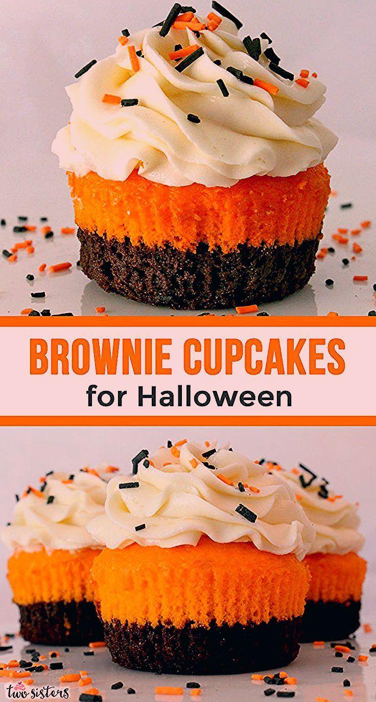 Photo of Brownie Cupcakes