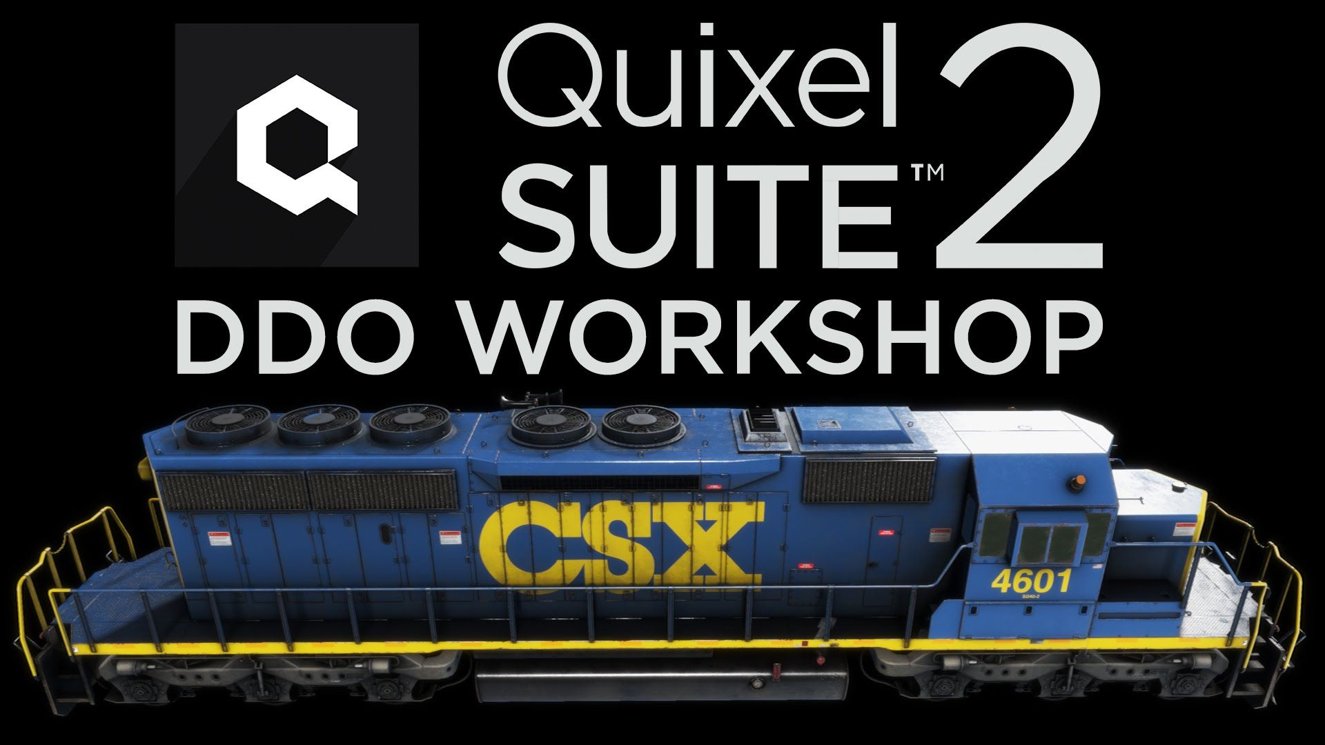Quixel hangout with Jonathan (14/05/2016)