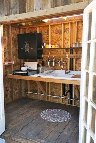 Communal Kitchen Communal Kitchen Outdoor Camping Kitchen Outdoor Kitchen Ideas Awesome