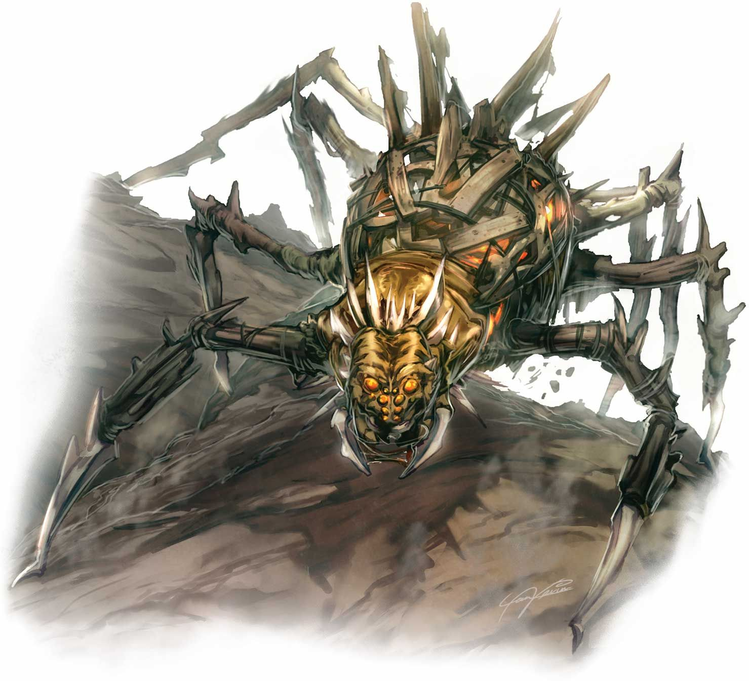 bilge spider - Google Search