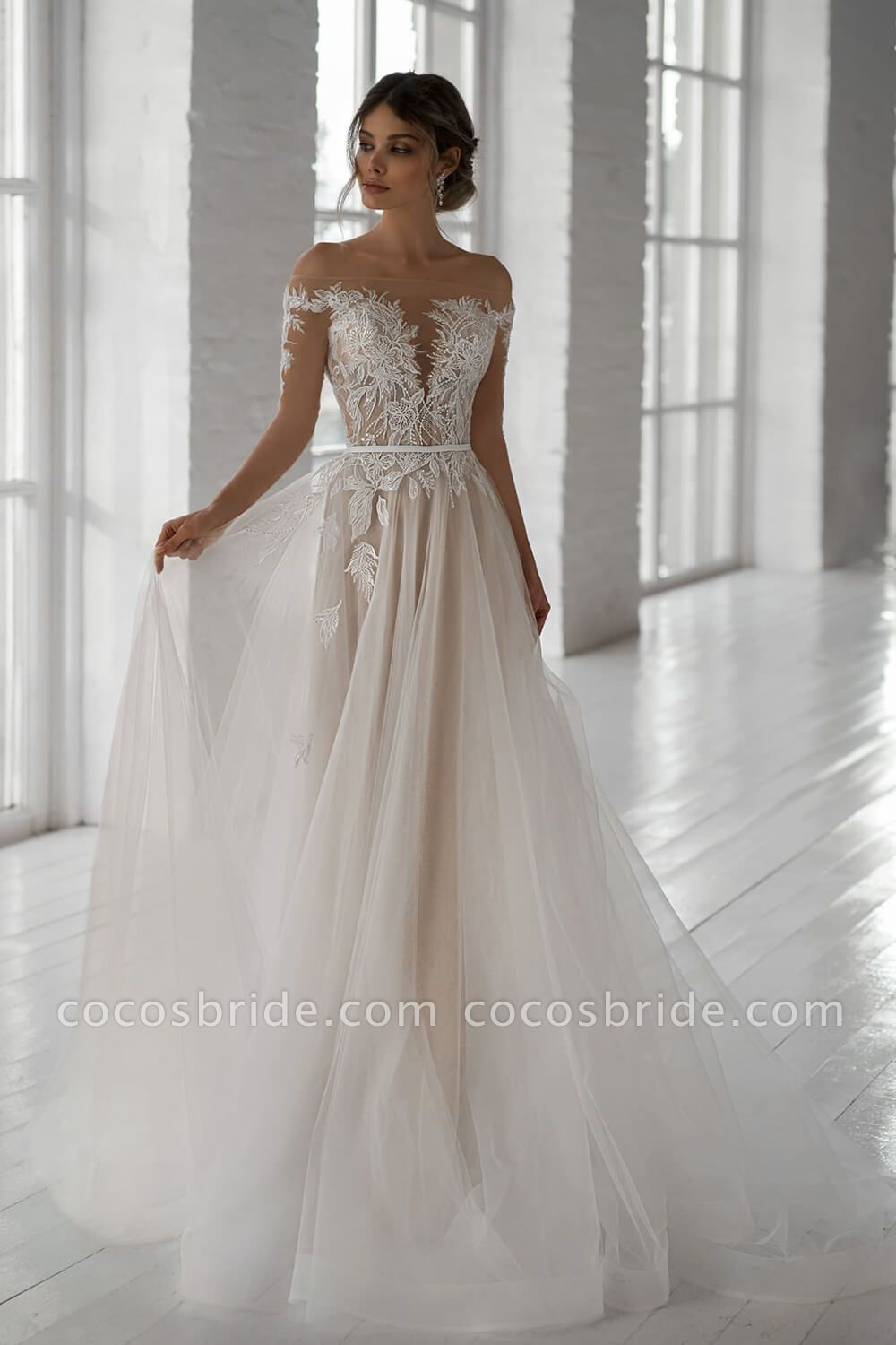 Pin on Wedding & Party Dresses at Cocosbride