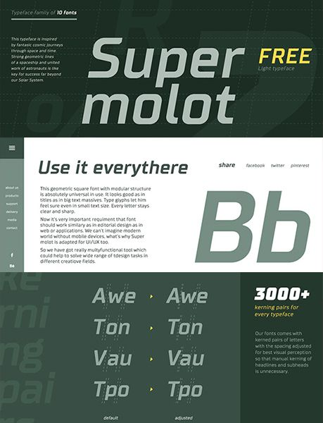 Download 100 Greatest Free Fonts Collection for 2015 | Best free ...