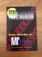 Pandemonium At Mr B's Wolverhampton - Mint