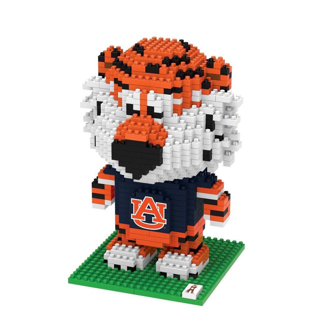 NCAA Auburn Tigers 3D BRXLZ Mascot Puzzle 1000pc Auburn