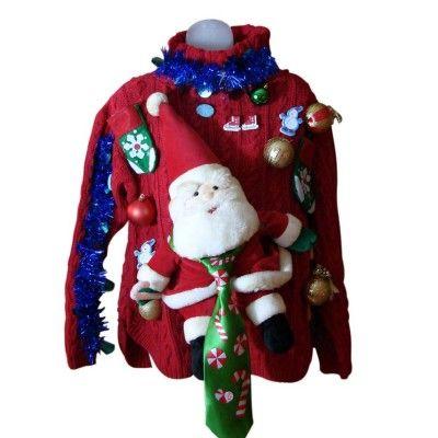 Custom Christmas Sweaters.Real Ugly Christmas Sweaters Vintage And Custom Christmas