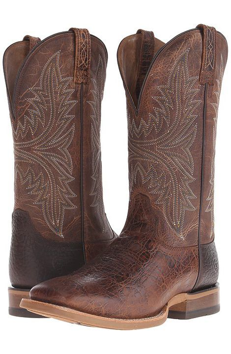 Ariat Cowhand (Adobe Clay/Taupe) Cowboy Boots - Ariat, Cowhand, 10017381-200, Footwear Boot Western, Western, Boot, Footwear, Shoes, Gift - Outfit Ideas And Street Style 2017