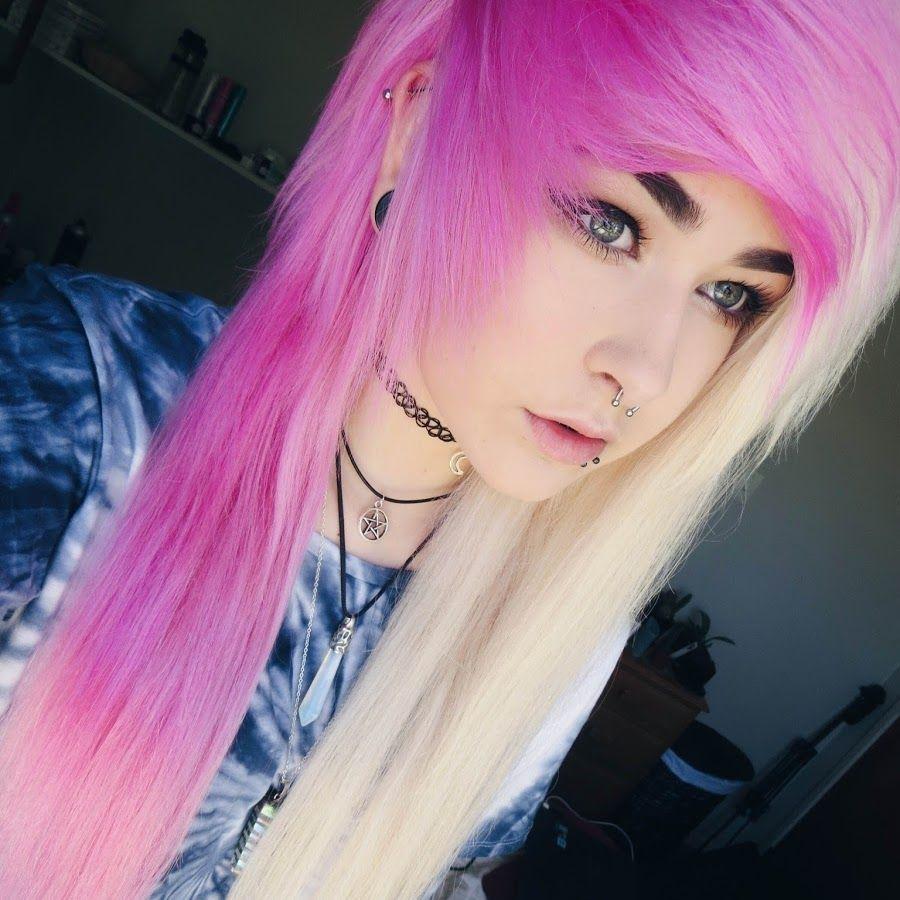 How i do my indie short scene hair youtube - Adrianateacat Youtube