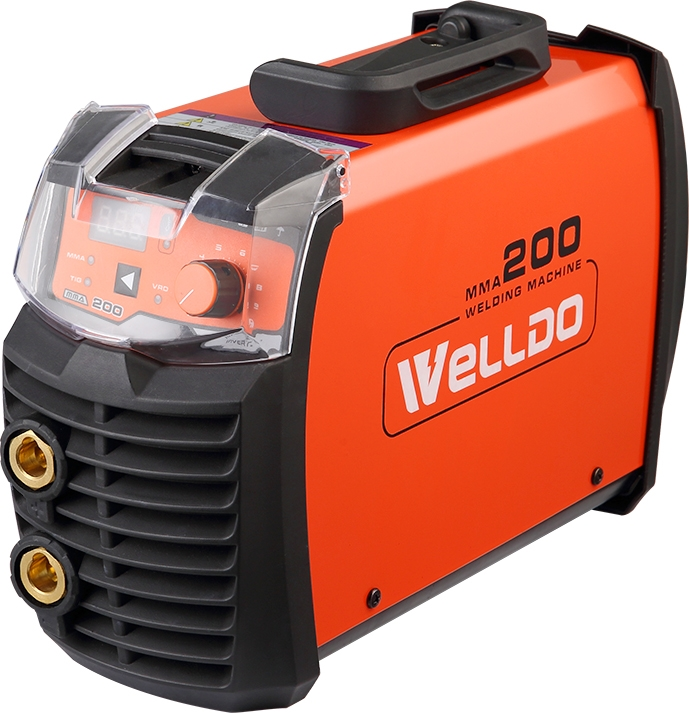130.00$  Watch now - http://alig54.worldwells.pw/go.php?t=32760106859 - Dual voltage 220V/230V Inverter IGBT 200AMP AC MMA Welder Welding Machine With MASK 130.00$