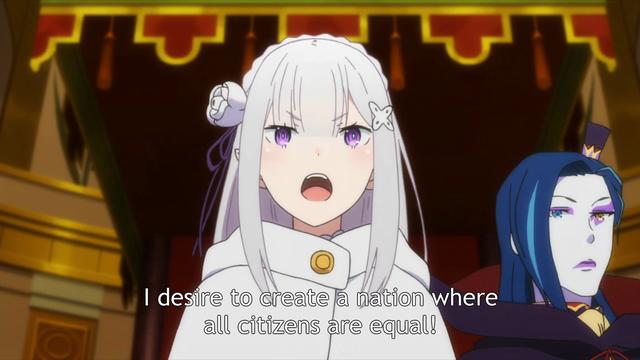 FEATURE ReZERO and Emilia's Doubt Anime shows, Anime