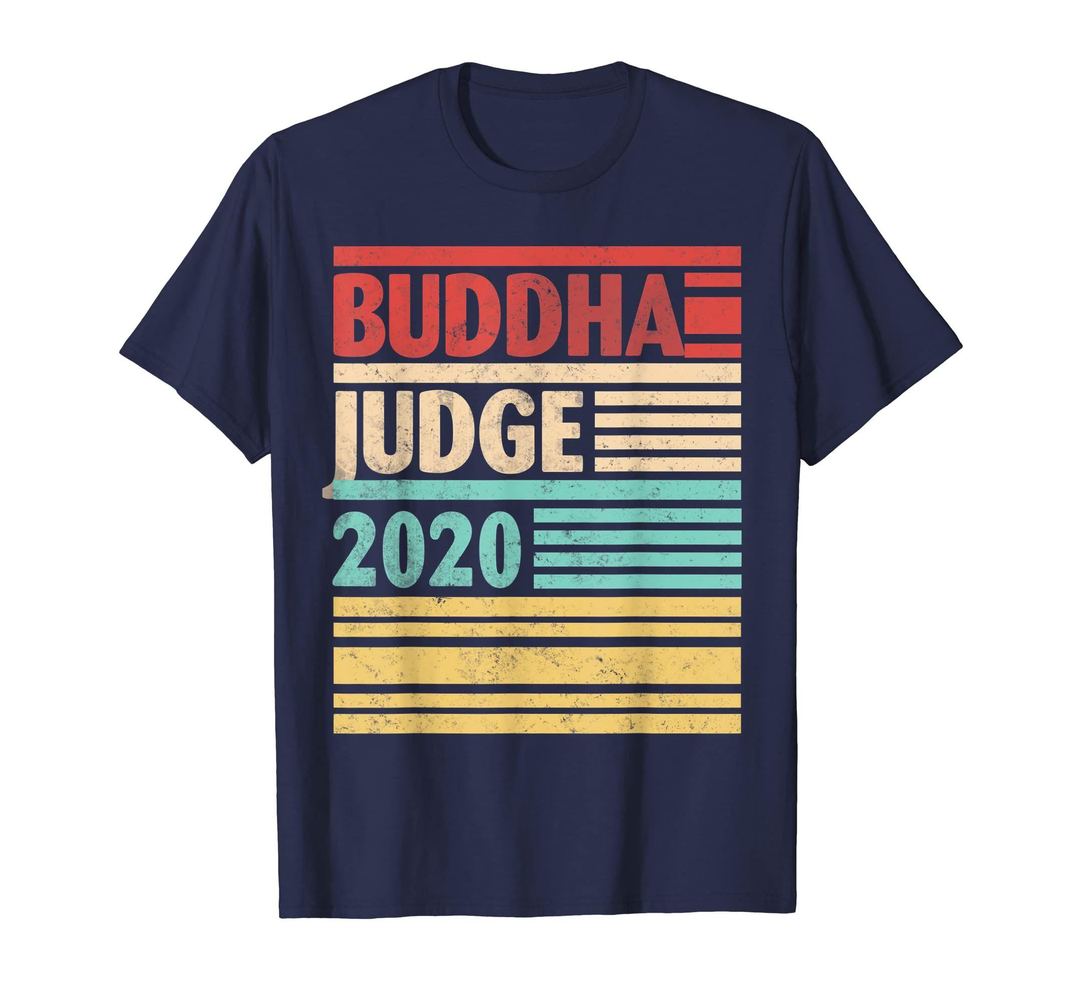 VINTAGE BUDDHA JUDGE 2020 TSHIRT-Teehay
