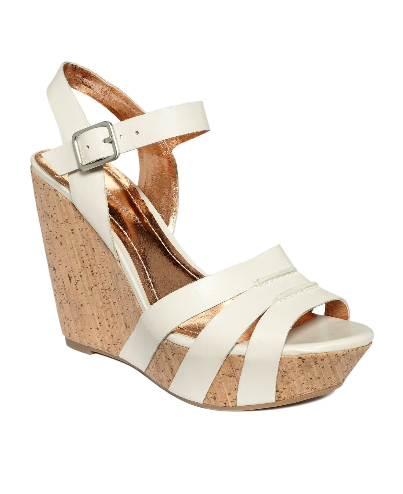 087dd94b2c90 BCBGeneration Perrin Ankle Strap Wedges - All Women s Shoes - Shoes - Macy s