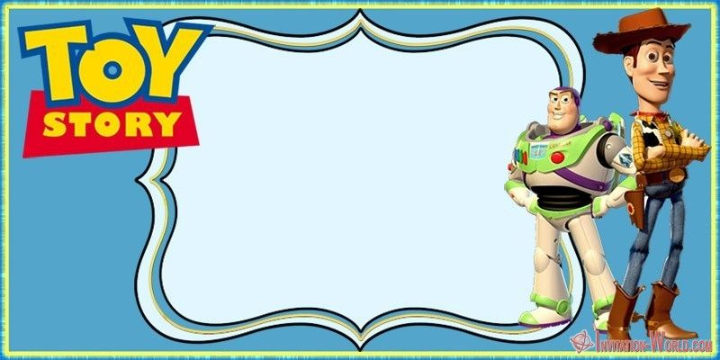 Toy Story Invitations Free Download Invitation World Toy Story Invitations Toy Story Birthday Toy Story Party Invitations