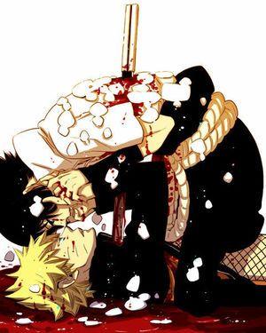 Narutoうずまきナルトうちはサスケの美麗イラストまとめ Naver