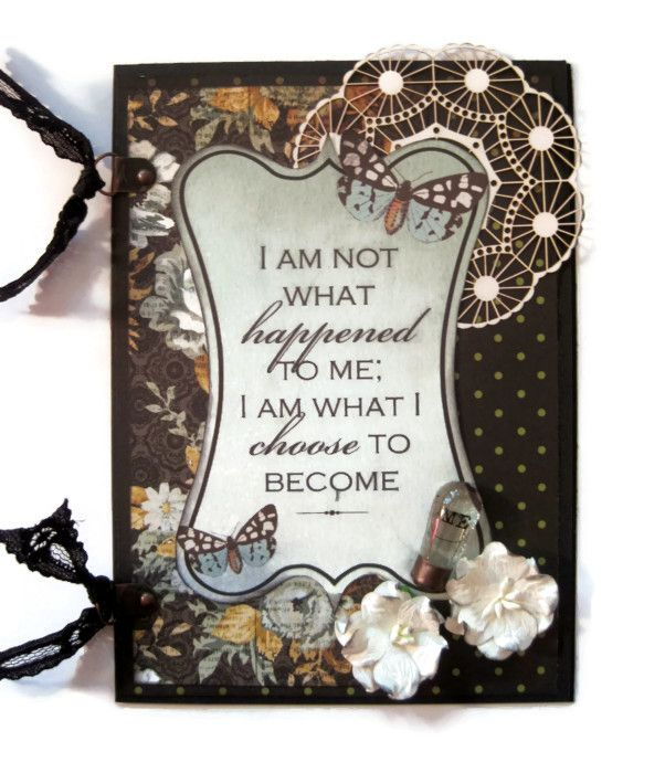Dawn Rene also created this beautiful card with Kaisercraft paper.  Visit scrap-town-lady.blogspot.com for the list of products she used from Scraptownlady.com