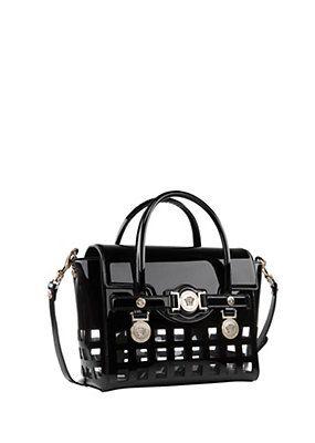 e82ee9aa Versace - L. Signature Small Handbag   Stuff to Buy   Versace bag ...