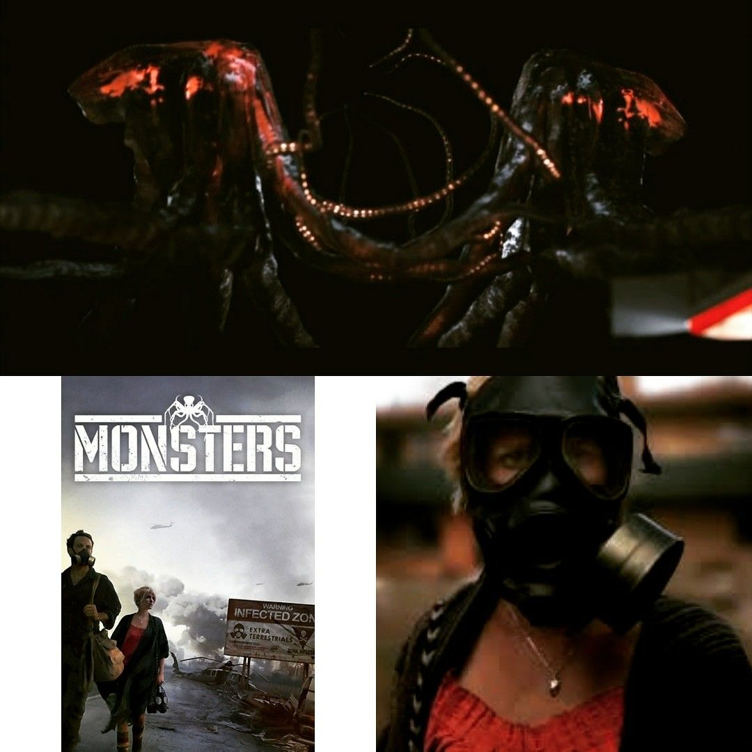 Monsters Movie Monsters Monster Love Story