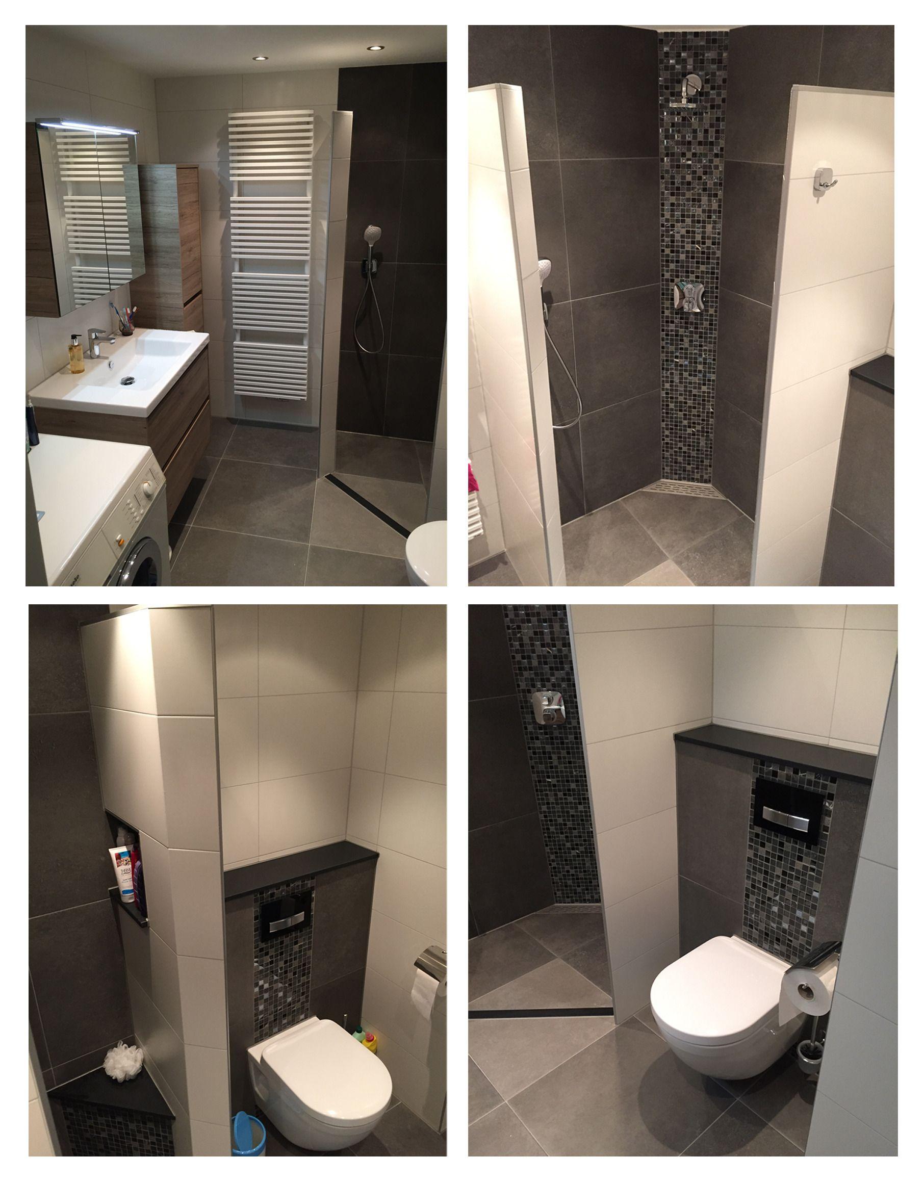 Ook deze #badkamer zorgde weer voor blije gezichten. Ook toe aan een ...