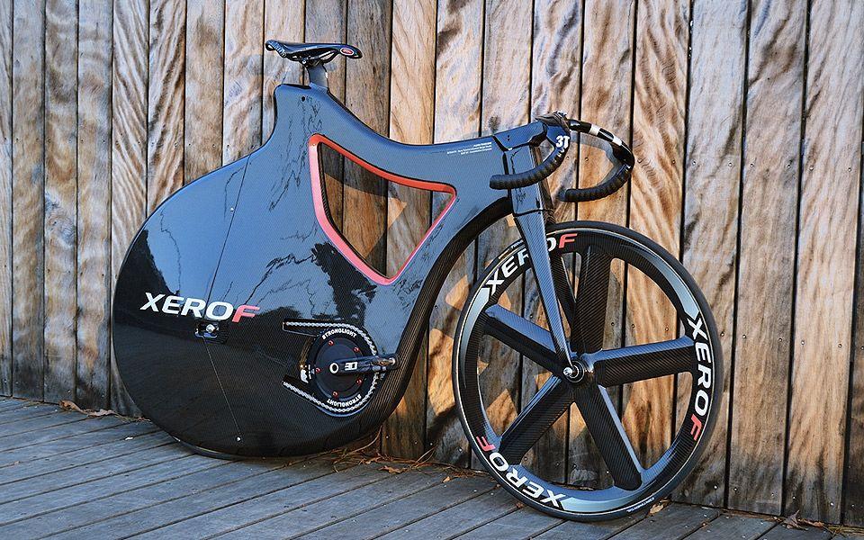 Pluma Track Bike