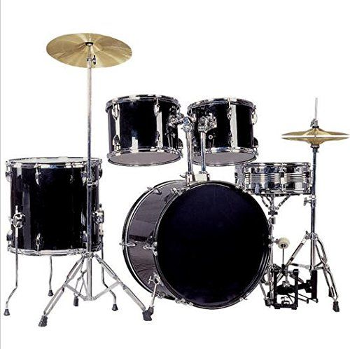Funion Black Drum Set 5 Pieces Hardwares Stool Funion Https Www