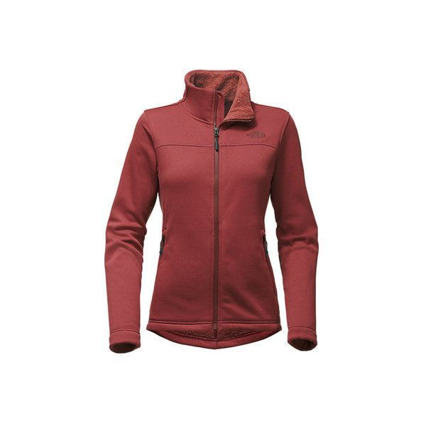 449b0d47fdf4 Women s The North Face Timber Full Zip Jacket ( 99) ❤ liked on Polyvore  featuring