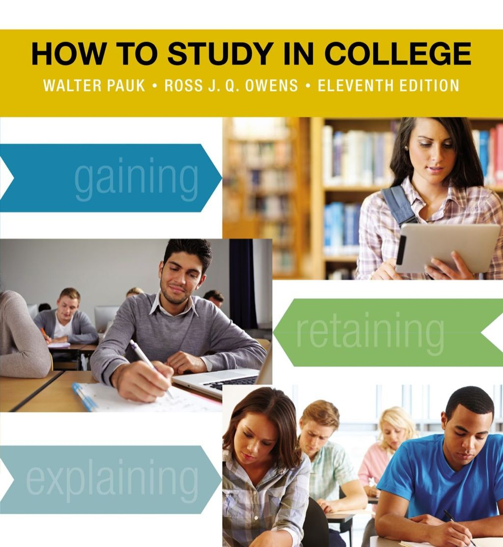 How to Study in College (eBook Rental) in 2019 Study
