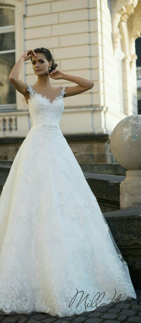 Amei esse vestido. | Wedding Dresses | Pinterest | Wedding dress ...