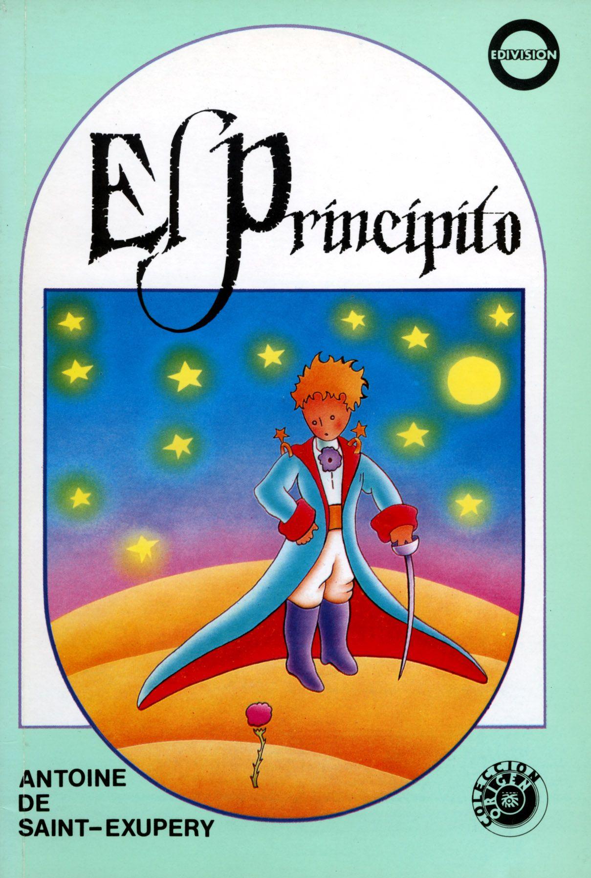 Spanish 201, Little Prince Collection, Le Petit Prince
