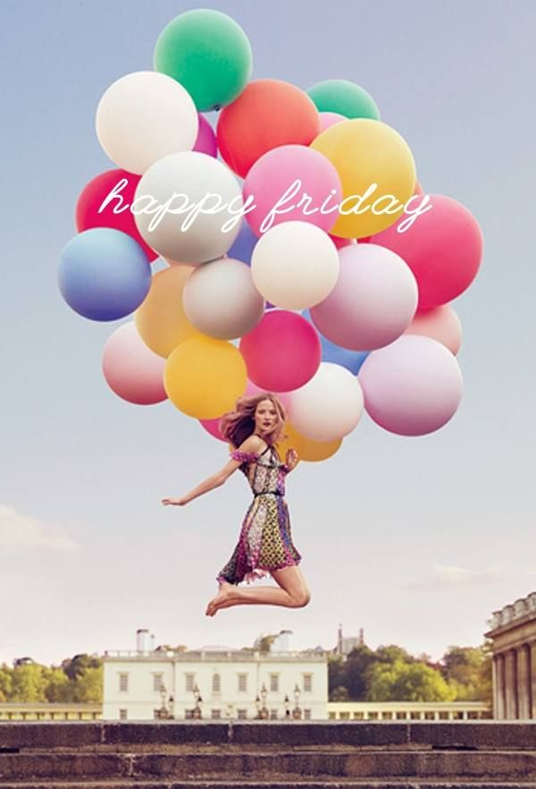 Today is Friday ! Let's all have a ball, Be happy, Let the negativity go and be free  Samira♥ www.windmilloffashion.com