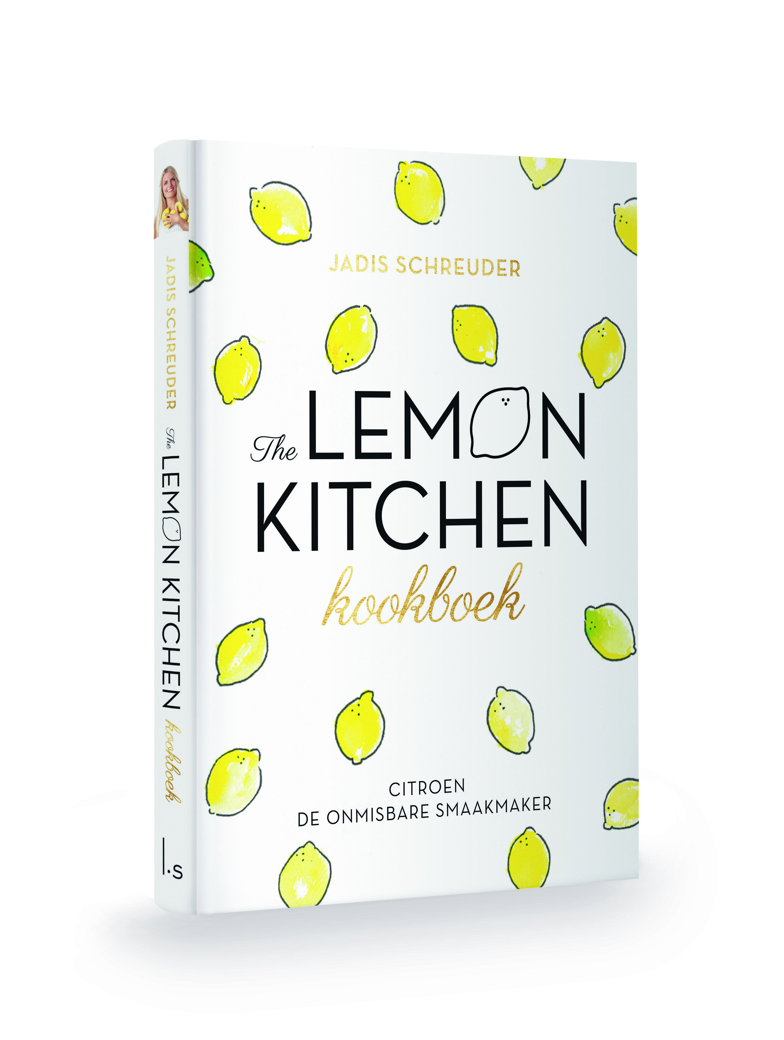 The Lemon Kitchen Kookboek (Informatief)