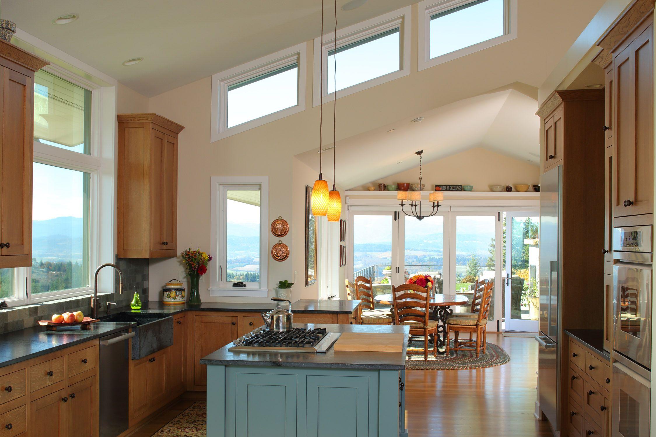 Oregon Vineyard Property Kitchen   Kitchen, Kitchen ...