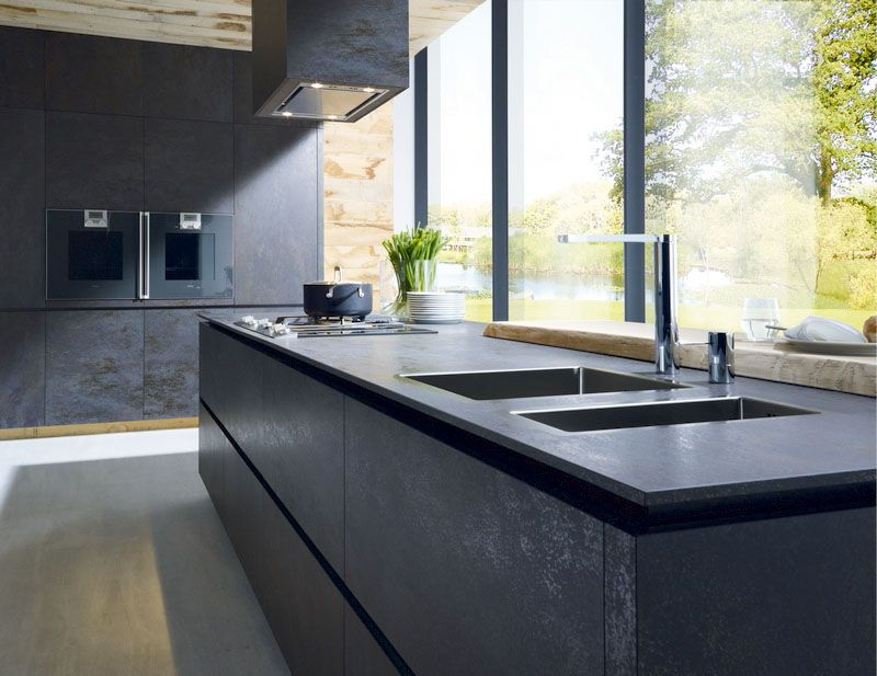 leicht concrete kitchen - Yahoo Search Results Yahoo Image Search - alno küchen fronten
