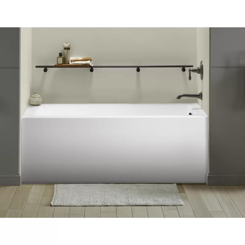 Alcove Soaking Bathtub