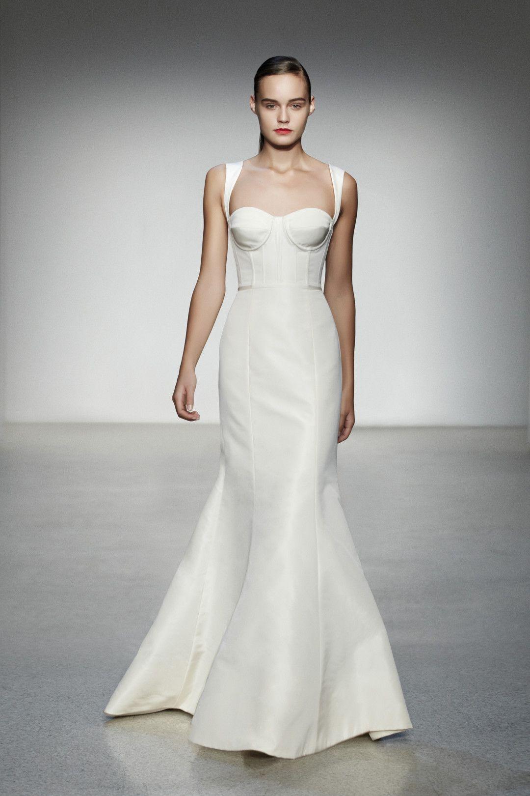 Priscilla of boston wedding dress  nolita  One day  Pinterest