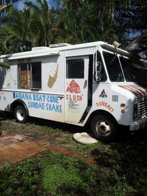 Used Ice Cream Truck