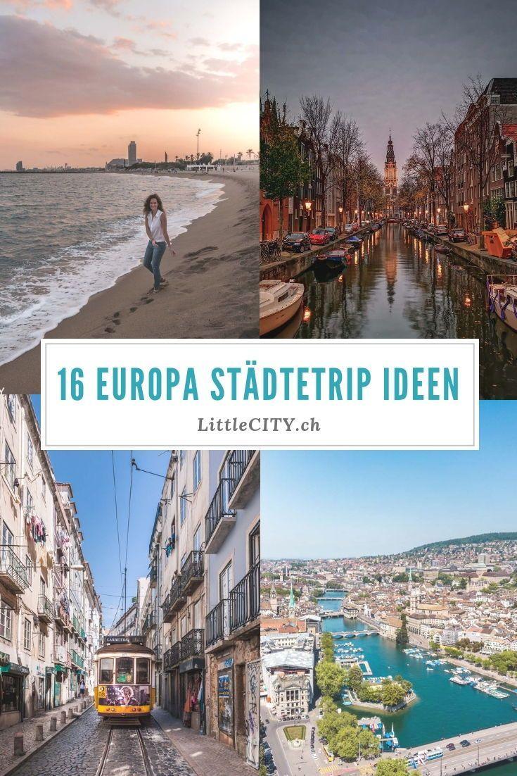 Europa Städtetrip: 17 Ideen für 2020 | Städtereise Tipps
