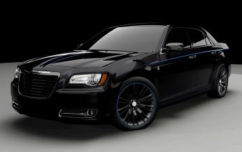 Chrysler 300s Sizzle With Black Paint Wheels With Images