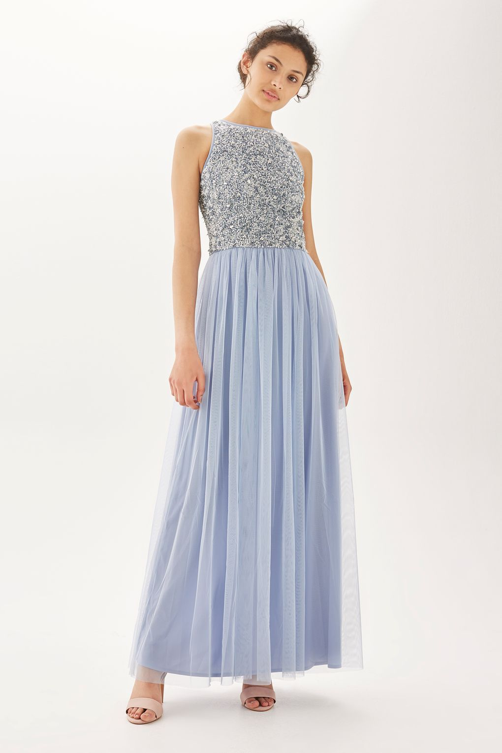 Picasso Maxi Dress by Lace & Beads - Dresses - Clothing
