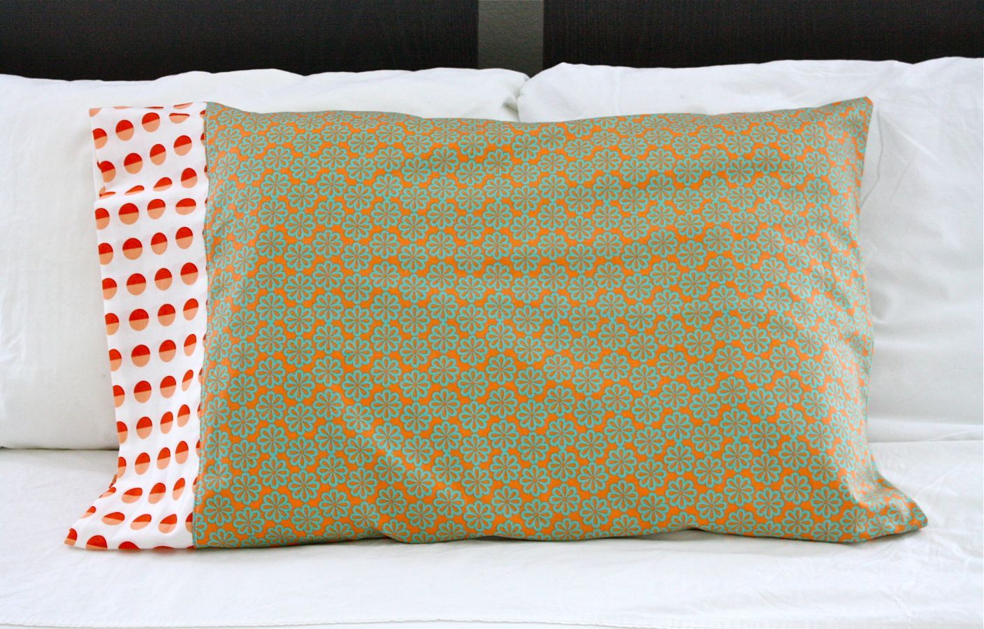 Conkerr Cancer Pillowcase Tutorial Conkerr Cancer Pillowcases  Made *so Fast And So Cute
