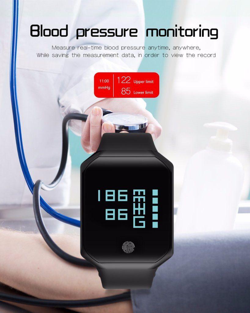 Überwachen Sie Ihre Gesundheit in Echtzeit!  #healty #fitnesstracker #smartwatch #GPSmonitor #smartw...