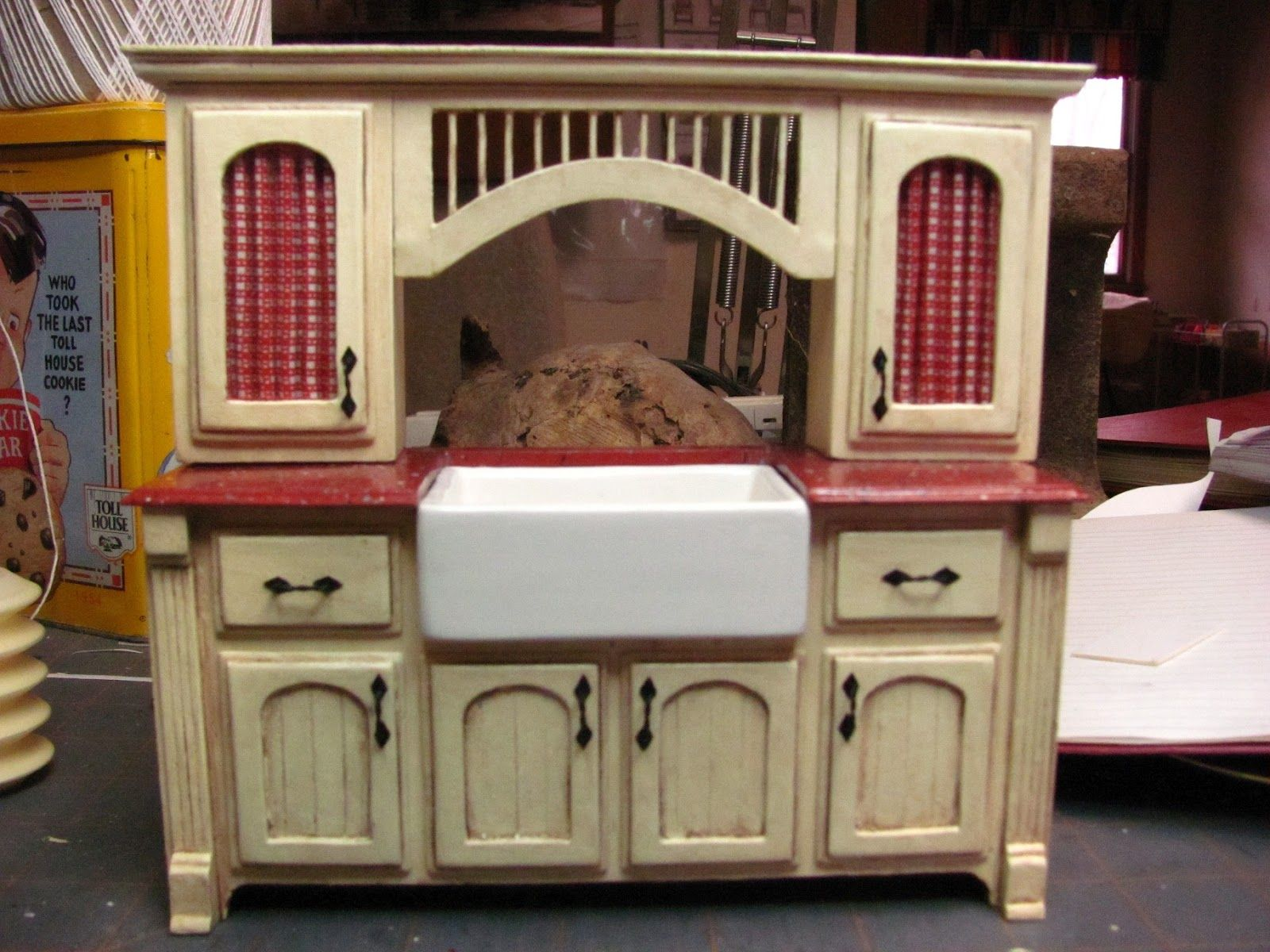 Dollhouse miniature furniture tutorials inch minis how to