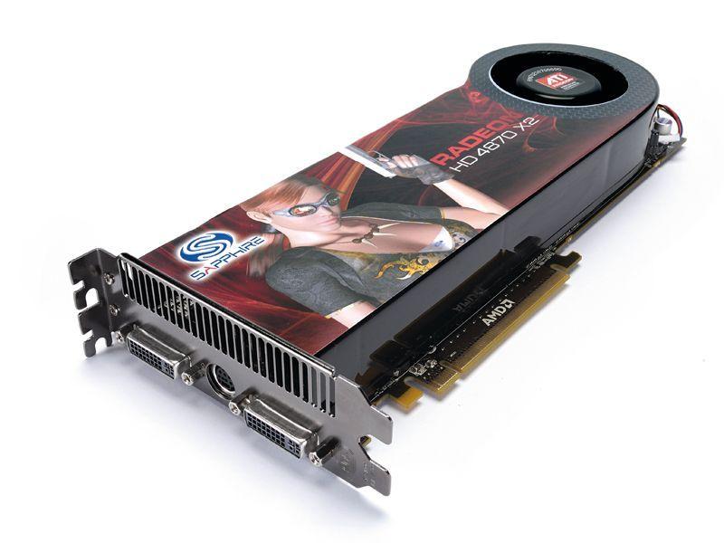 Sapphire Ati Radeon Hd 4870 X2 Review Graphic Card Amd Supportive