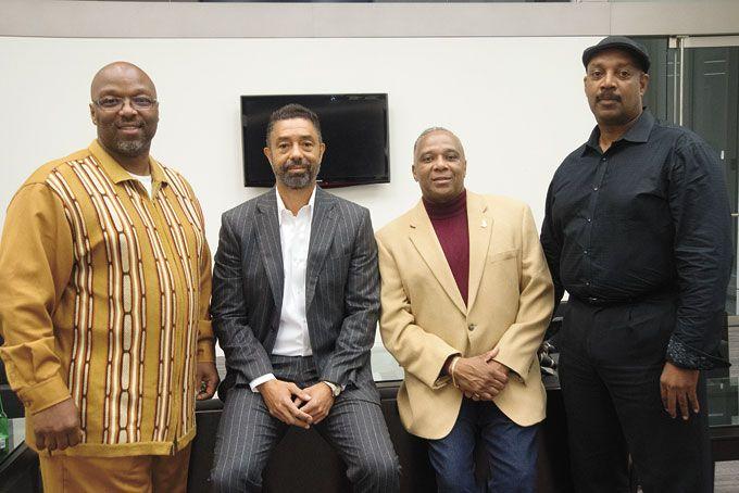 Univ. of Pittsburgh Kappa Alpha Psi alumni create scholarship for black Pitt undergrads.