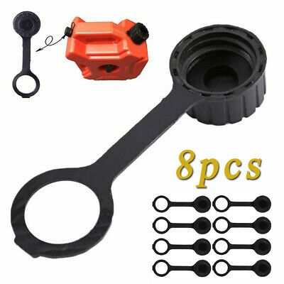 Ad Ebay Url 8 Pc Gas Can Rear Vent Cap With O Ring Gasket Leash Replace Fitting Fixing Screw In 2020 Gas Cans Gas Tanks New Trucks