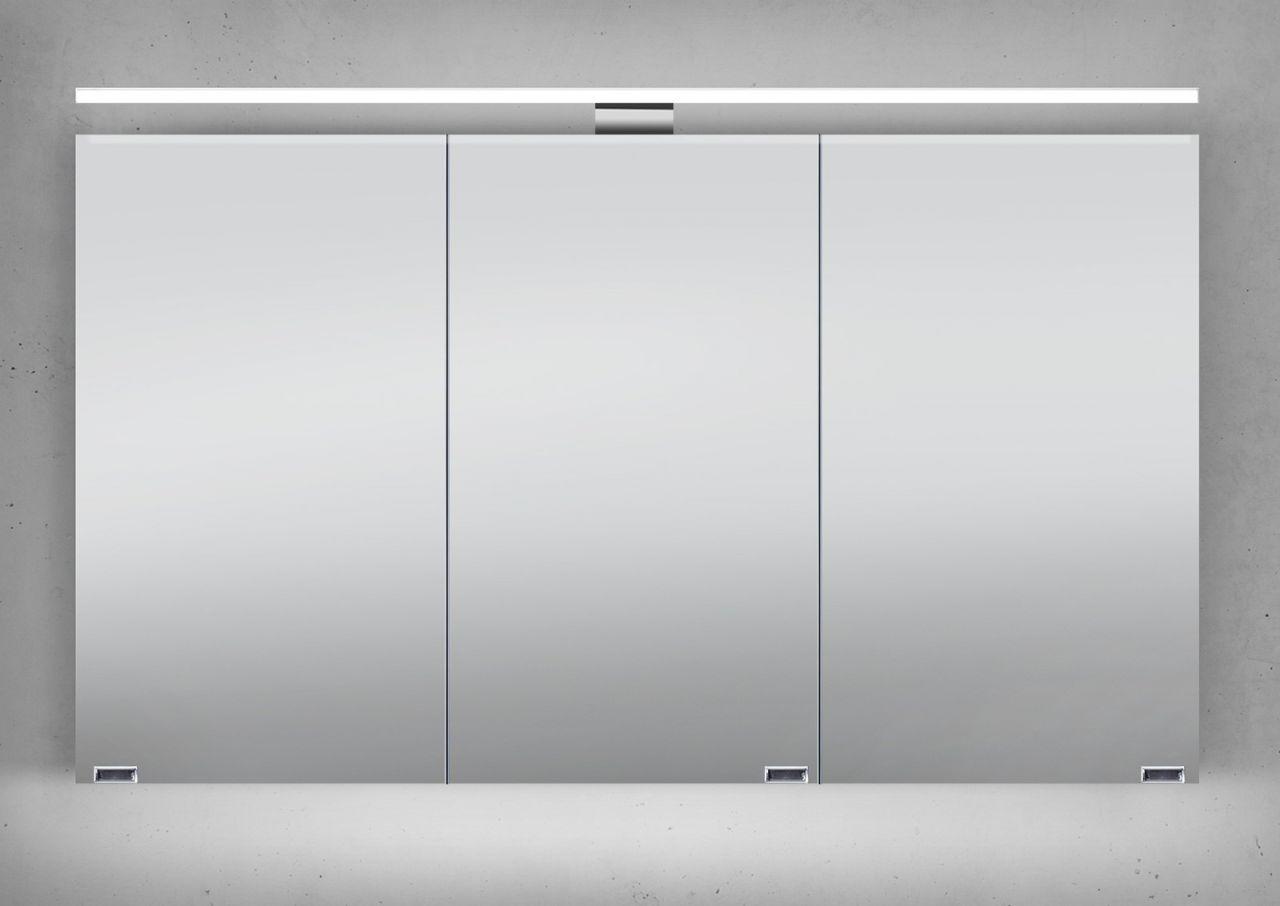 Spiegelschrank 120 Cm Led Beleuchtung Doppelseitig Verspiegelt Jetzt Bestellen Unter Htt Spiegelschrank Bad Badezimmer Spiegelschrank